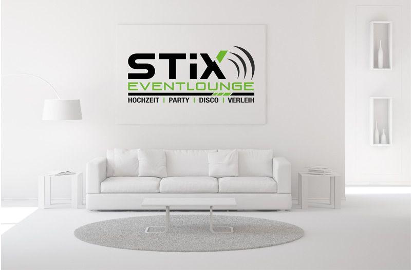 Logo erstellung- Stix Eventlounge aus Feldbach