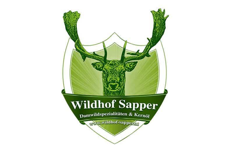 Logo Wildhof Sapper erstellt von Werbeagentur PR-prp