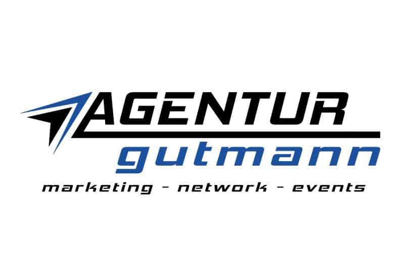 Logo kreiert von Werbeagentur PR-pro aus Fehring für Agentur Gutmann aus Bad Gleichenberg